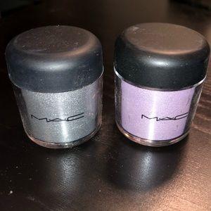 2 MAC Pigment Eye Shadows